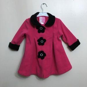 Sophie Rose coat pink jacket toddler